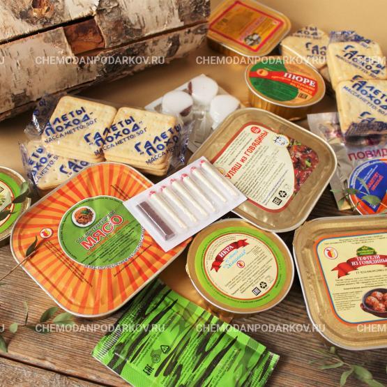 Подарочный набор Сухпаек