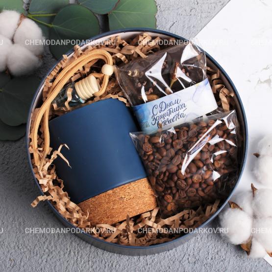 Подарочный набор Кофейное приветствие