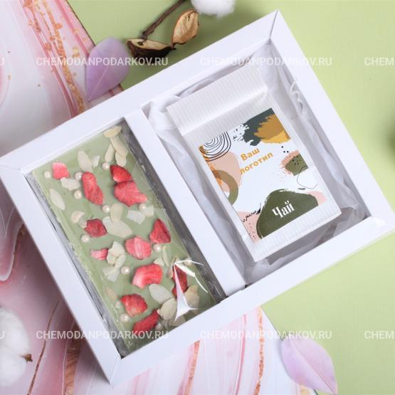 Подарочный набор Весенний гербарий