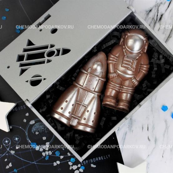 Подарочный набор  Стальной космодром