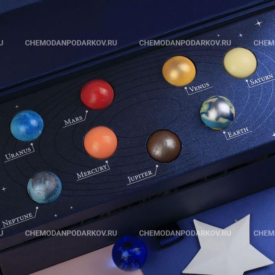 Подарочный набор Космический путь №2