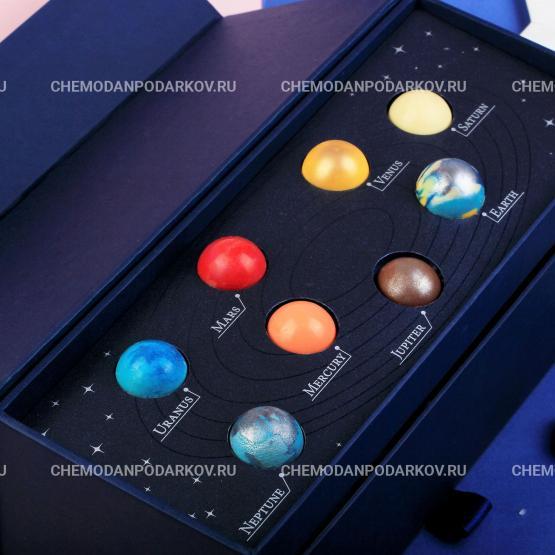 Подарочный набор Космический путь №3