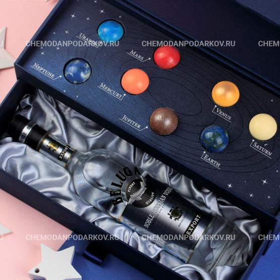 Подарочный набор Космический путь №4