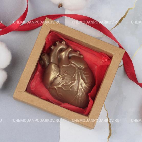 Подарочный набор Золотое сердце