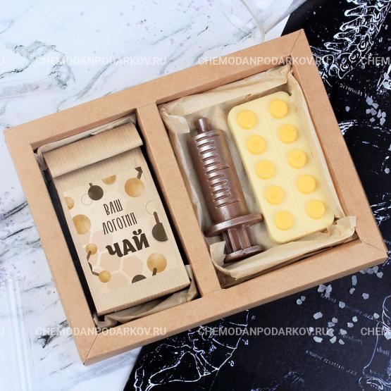 Подарочный набор Сладкая аптечка