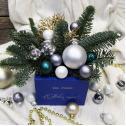 Подарочный набор Малая рождественская композиция