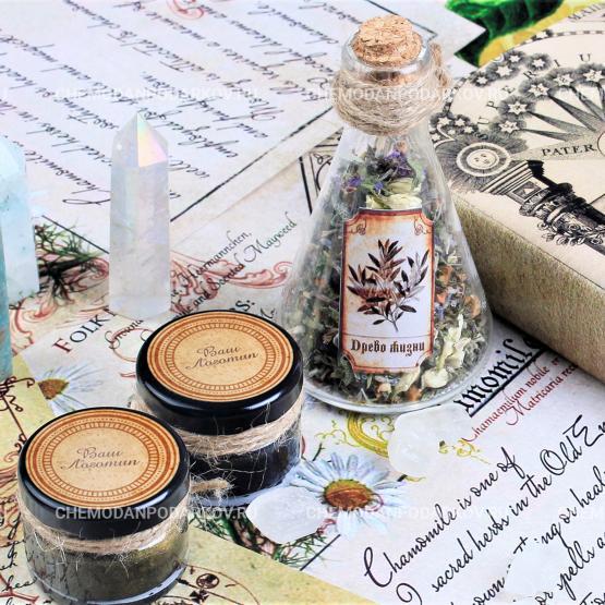 Подарочный набор Алхимия