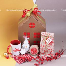 Свет рождественского дома