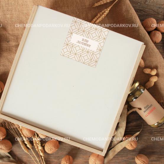 Подарочный набор Wood Box