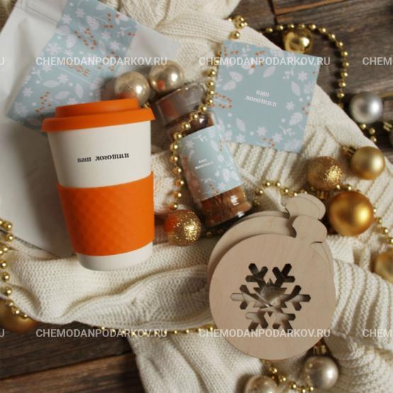 Подарочный набор Кофейное тепло