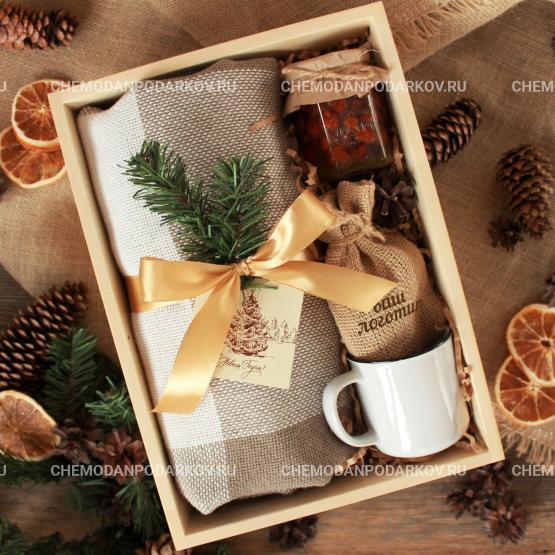 Подарочный набор Теплые пожелания