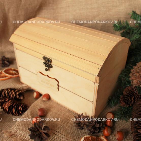 Подарочный набор Лесной сундучок