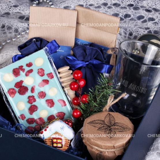 Подарочный набор Таежное чаепитие