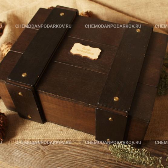 Подарочный набор Лесная добыча