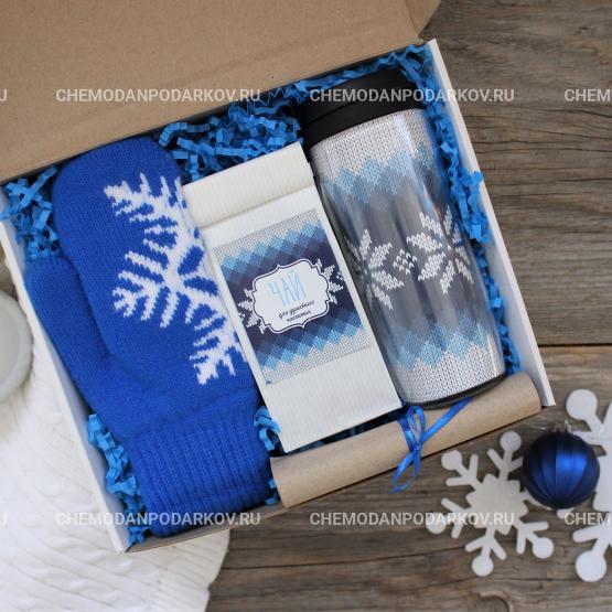 Подарочный набор Зимний день