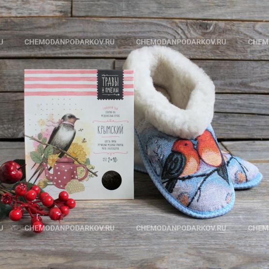 Подарочный набор Зимовка
