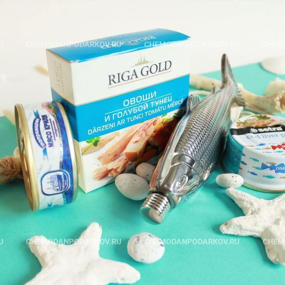Подарочный набор Морские деликатесы