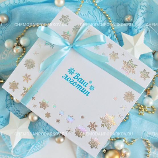 Подарочный набор Кружева снежинок