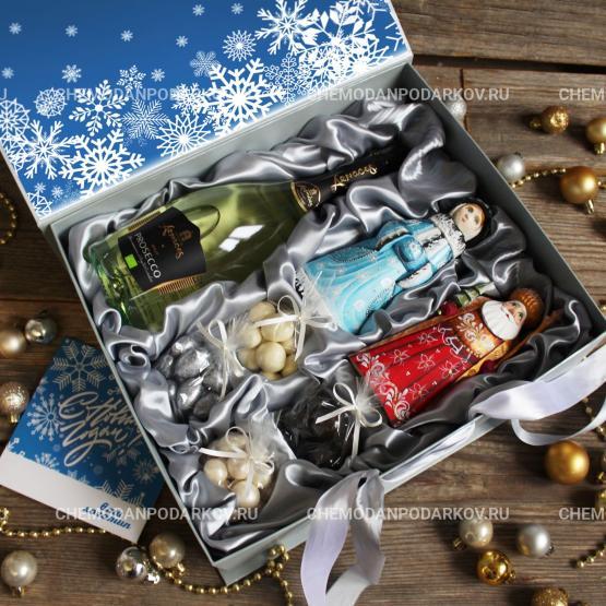 Подарочный набор Здравствуй, зима!
