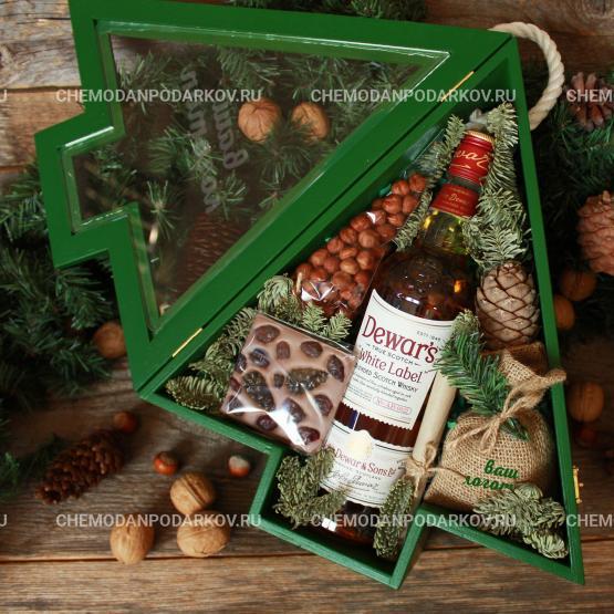 Подарочный набор Хвойный виски