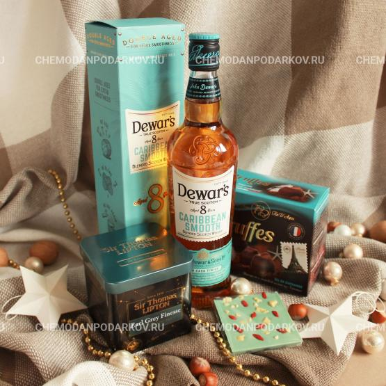 Подарочный набор Dewar's