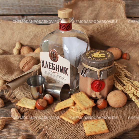 Подарочный набор Хлебник