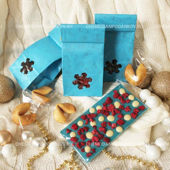 Подарочный набор Малиновая вьюга