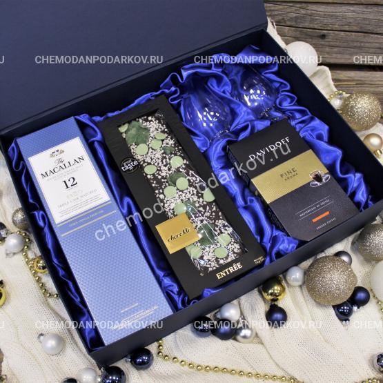 Подарочный набор Ночная синева