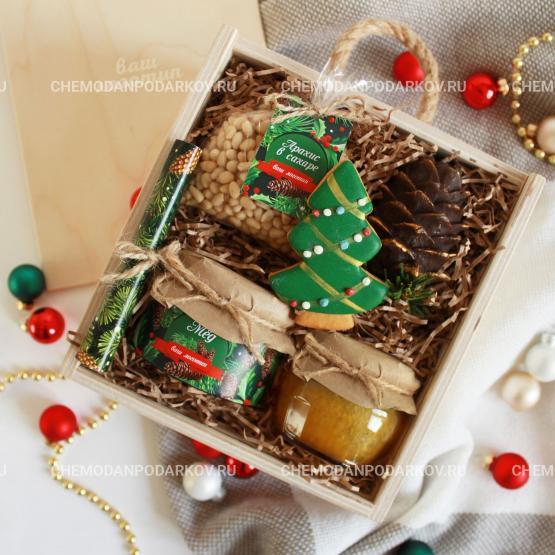 Подарочный набор Хвойное лакомство