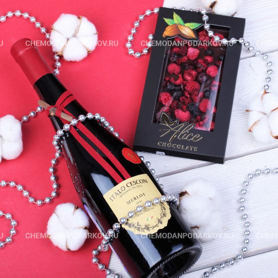 Подарочный набор Винная сладость