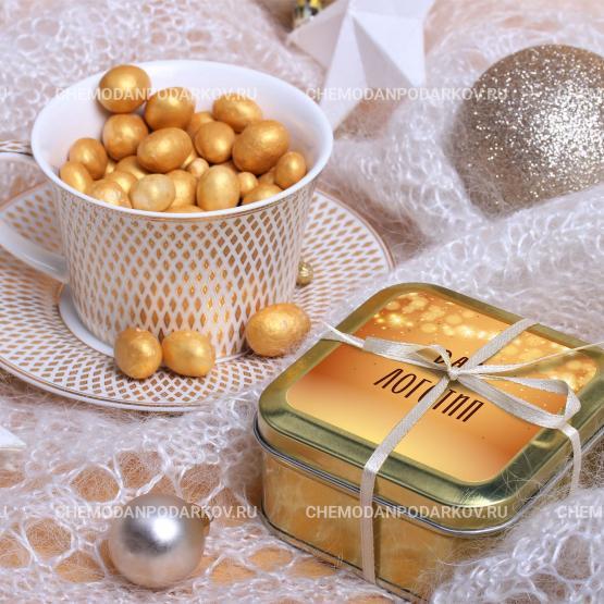 Подарочный набор Золотое чаепитие