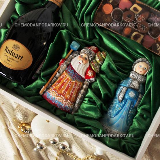 Подарочный набор Царство деда Мороза