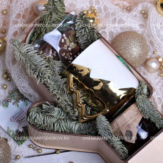 Подарочный набор Золотая варежка