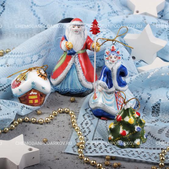 Подарочный набор Снежные чудеса