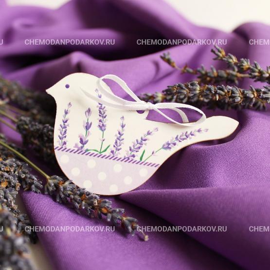 Подарочный набор Птица лавандовых полей