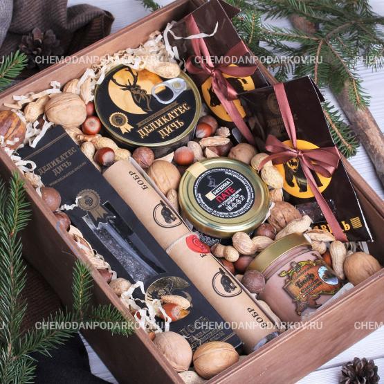 Подарочный набор Лесная сокровищница