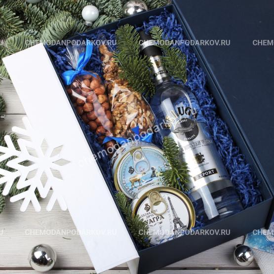 Подарочный набор Снежное сияние