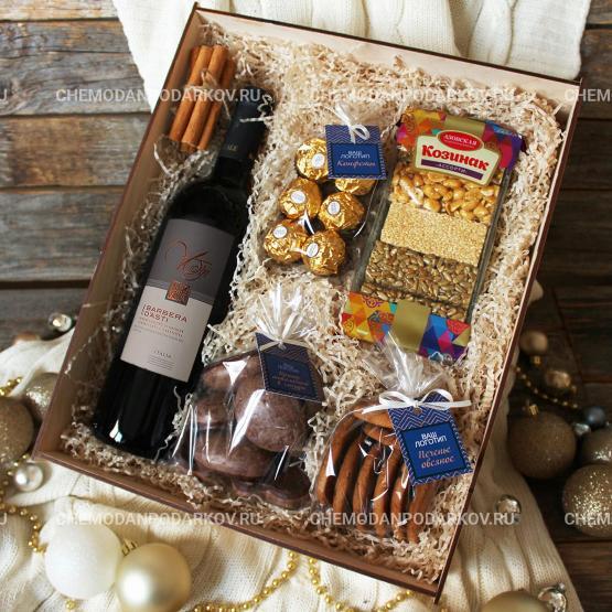 Подарочный набор Золото Тосканы
