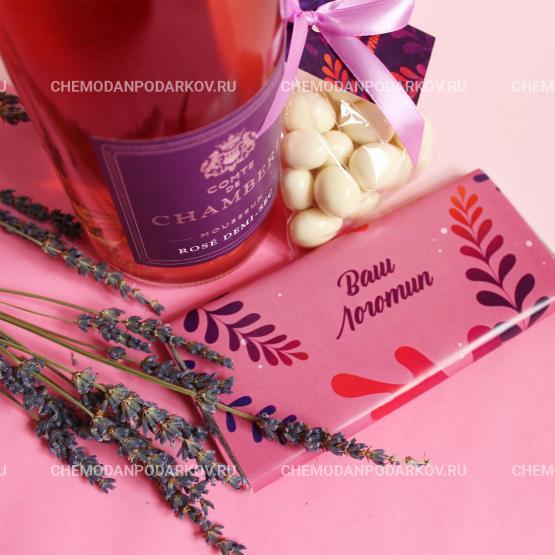 Подарочный набор Фиолетовое небо