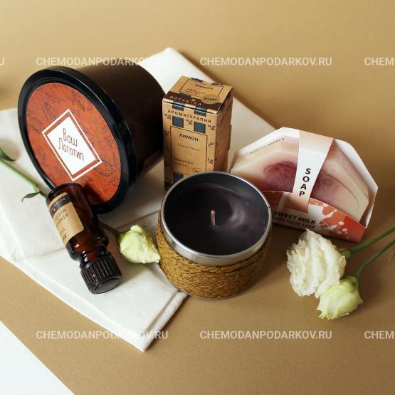 Подарочный набор Шоколадное спа