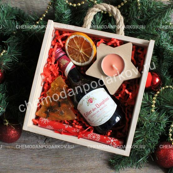 Подарочный набор Тепло Рождества