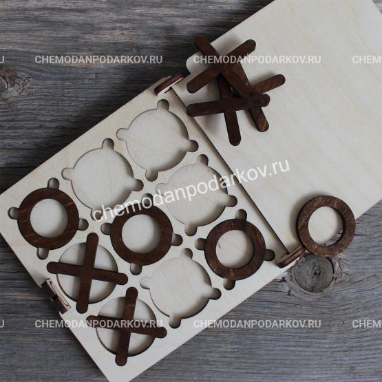 Подарочный набор Крестики-нолики