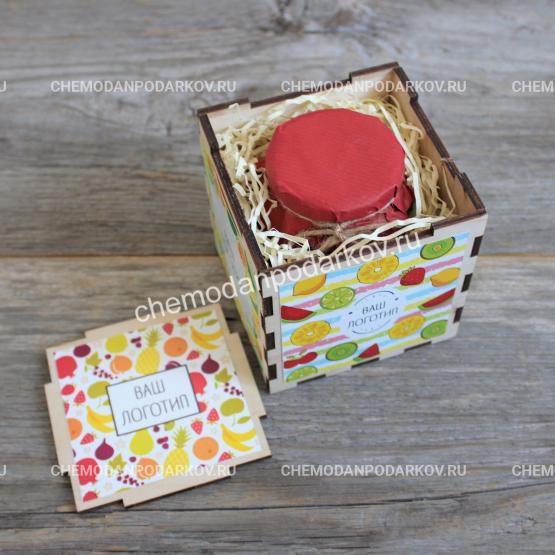 Подарочный набор Варенье-куб