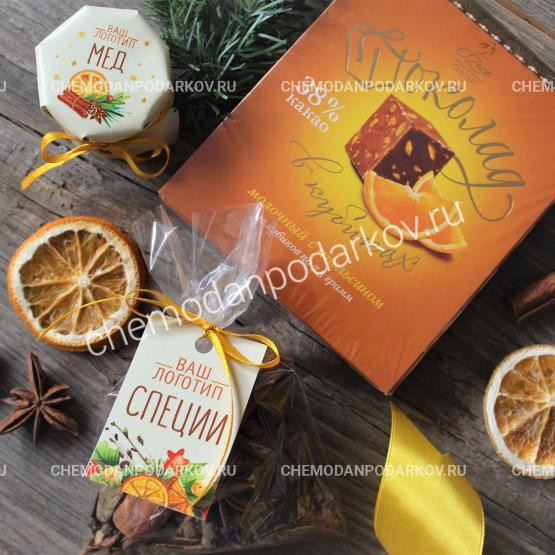 Подарочный набор Пряный апельсиновый глинтвейн