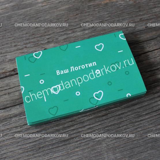 Подарочный набор Визитка с шоколадом