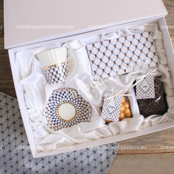 Подарочный набор Королевский фарфор
