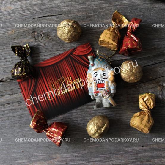 Подарочный набор Щелкунчик
