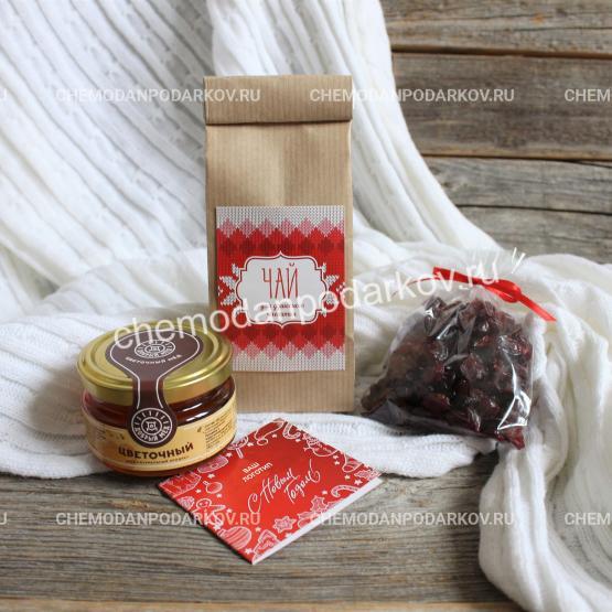 Подарочный набор Теплое чаепитие