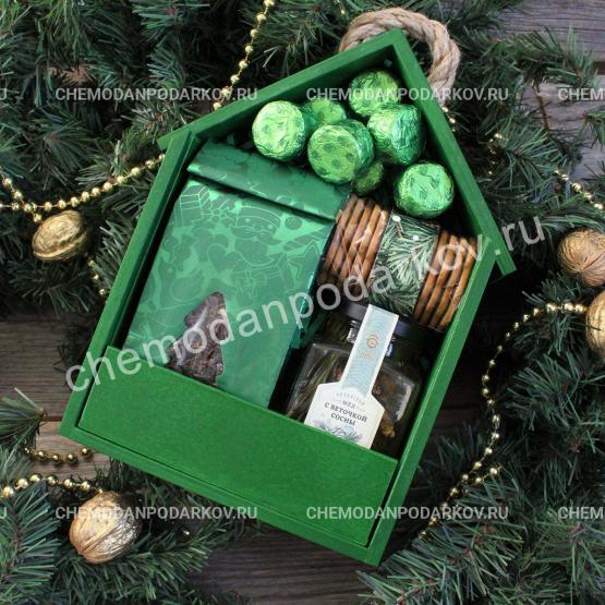 Подарочный набор Хвойные сладости