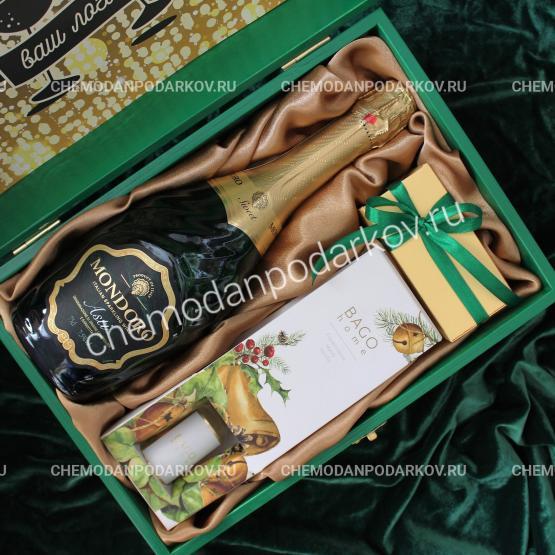 Подарочный набор Брызги шампанского